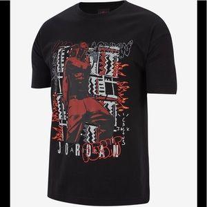 cbca634d8df Jordan Shirts | X Travis Scott Mj 2 Tshirt New Mens Xxl | Poshmark